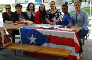 Delegación de Puerto Rico en la VI Conferencia ReLAC, Lima, Perú ( 9-13 de marzo de 2015)