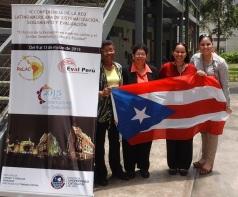 Integrantes de la Directiva de la SPE en la IV Conferencia ReLAC, Lima, Perú (9-13 de marzo de 2015) (1)