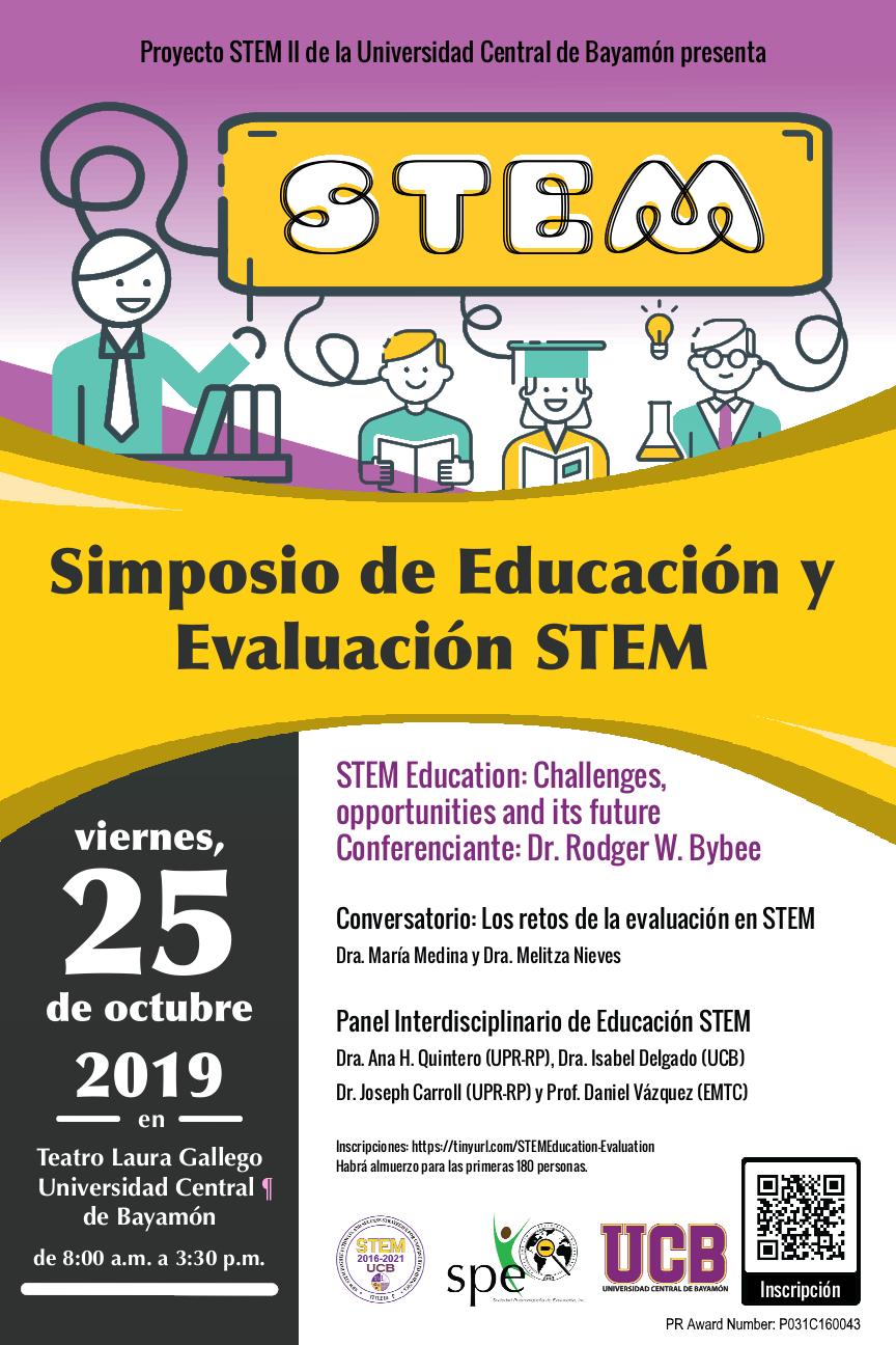 Simposio de Educación y Evaluación STEM